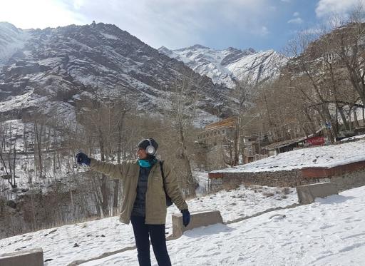 Chardar trek